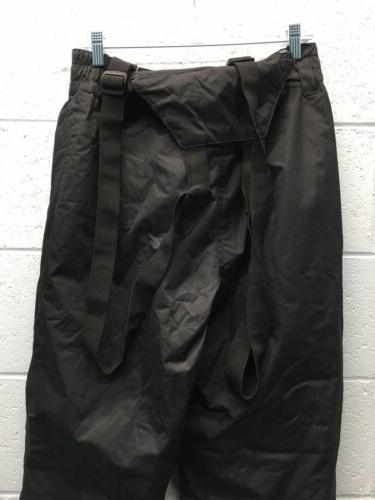 Men's Mountain Pants S/P Black