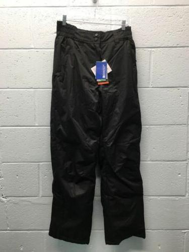 men s ski pants s p black