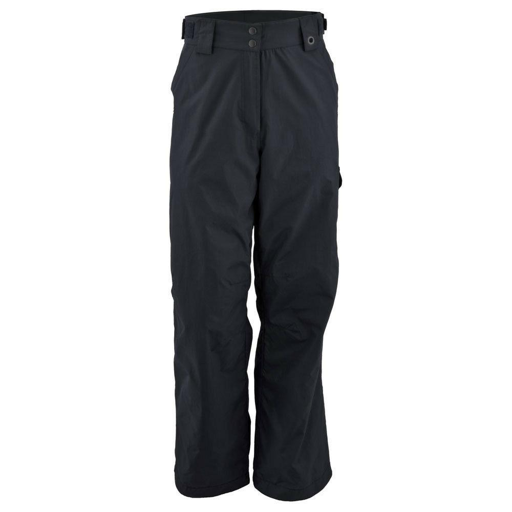 White Shell Pants Snowboard Inseam *Black* NEW