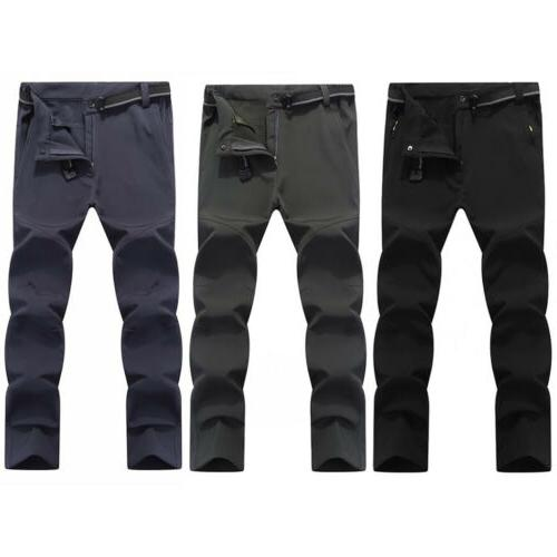 Men's Ski Pants Windproof Waterproof