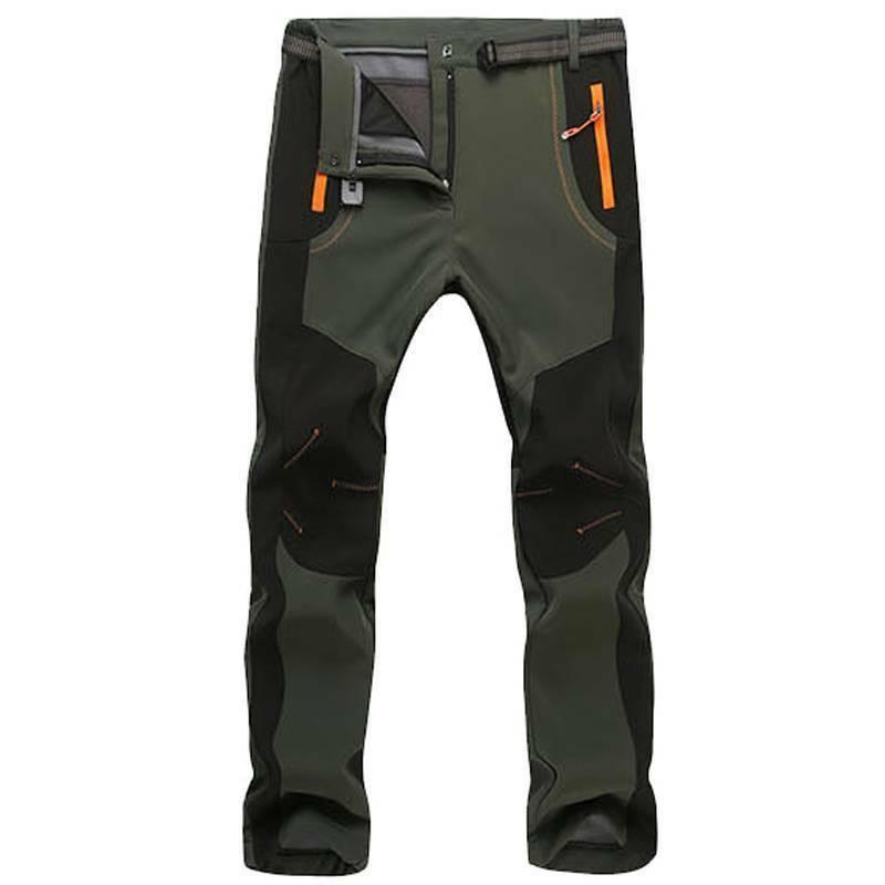 Thermal Pants Skiing Windproof Trousers