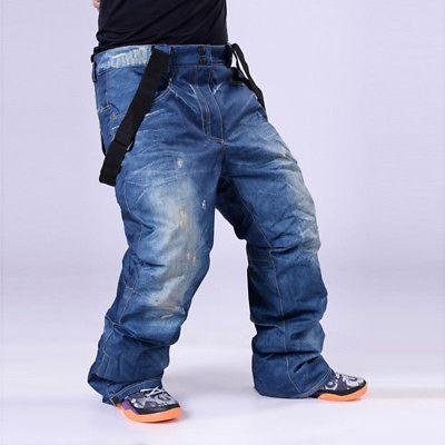 Men's Denim Outdoor Sports Jeans