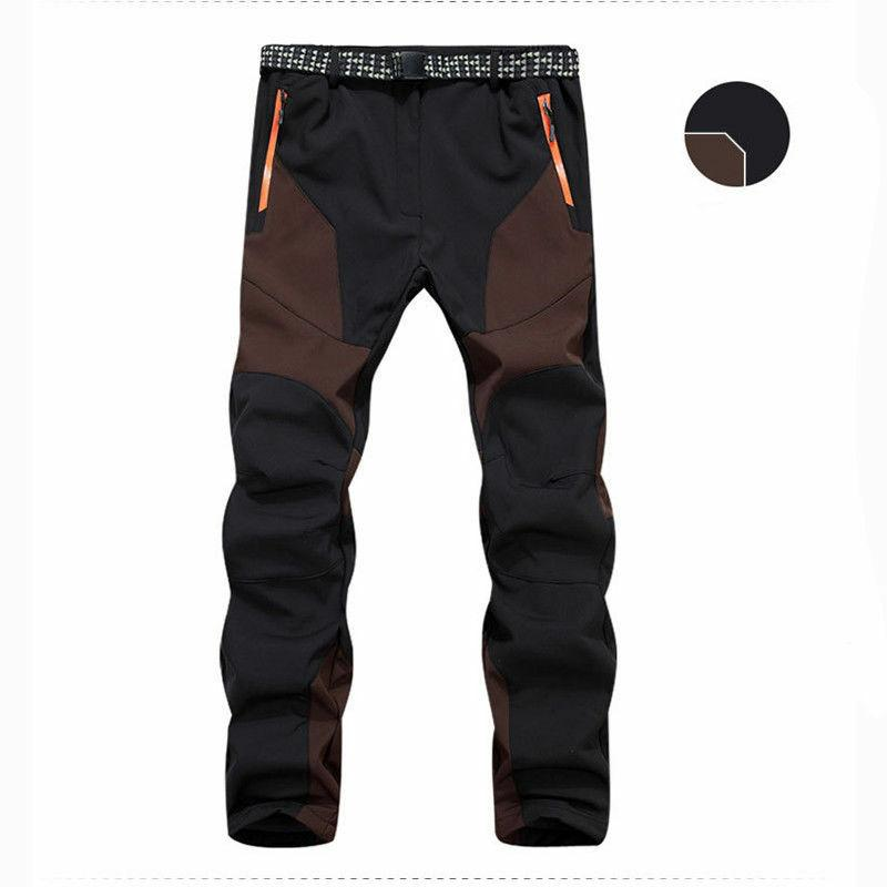 Men's Waterproof Ski Snowboard Hiking Trousers