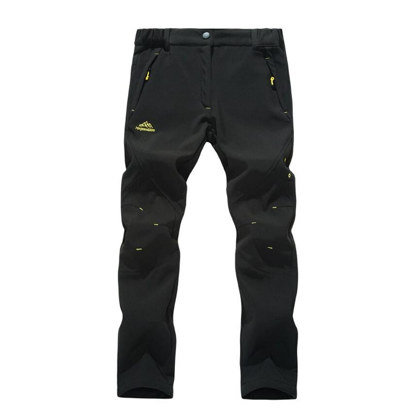 JACKSANQI Trekking <font><b>Pants</b></font> New Outdoor WindProof Thick <font><b>5XL</b></font> RA257