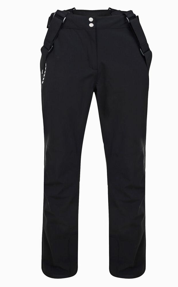 MENS BLACK Dare2b CERTIFY II SOFT SHELL Ski Salopettes Pants