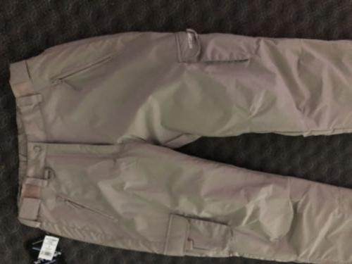 mens cargo snowpants nwt