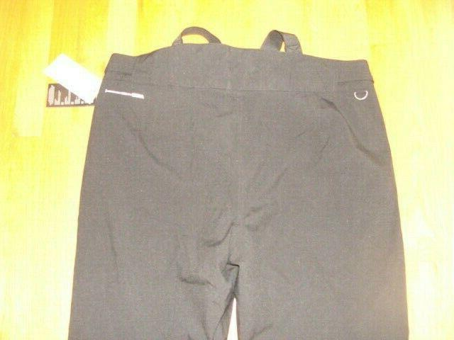 MENS CERTIFY SKI PANTS SIZE US BLACK