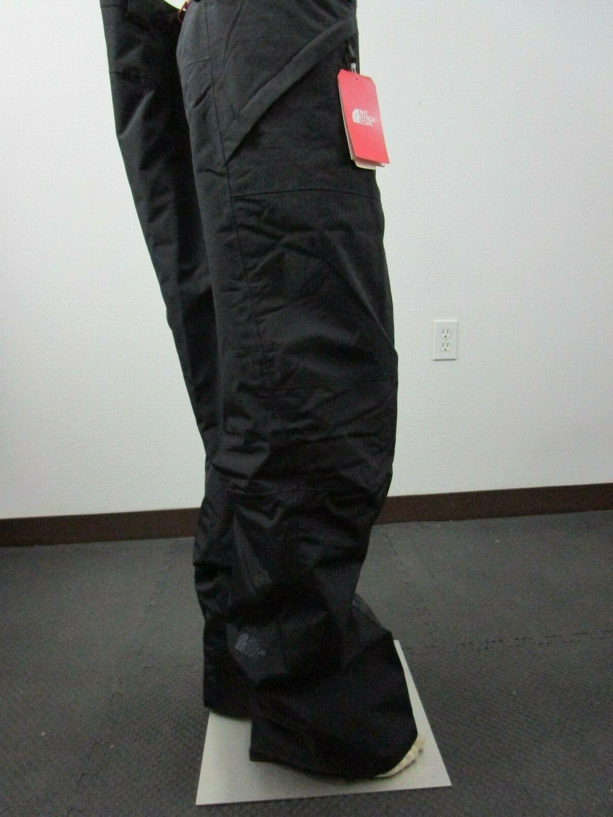 Mens The North Face Freedom Waterproof Insulated Ski Snowboard Pants