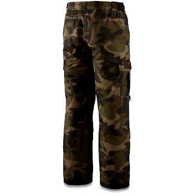 MENS WATERPROOF SKI SNOW CAMOUFLAGE CAMO