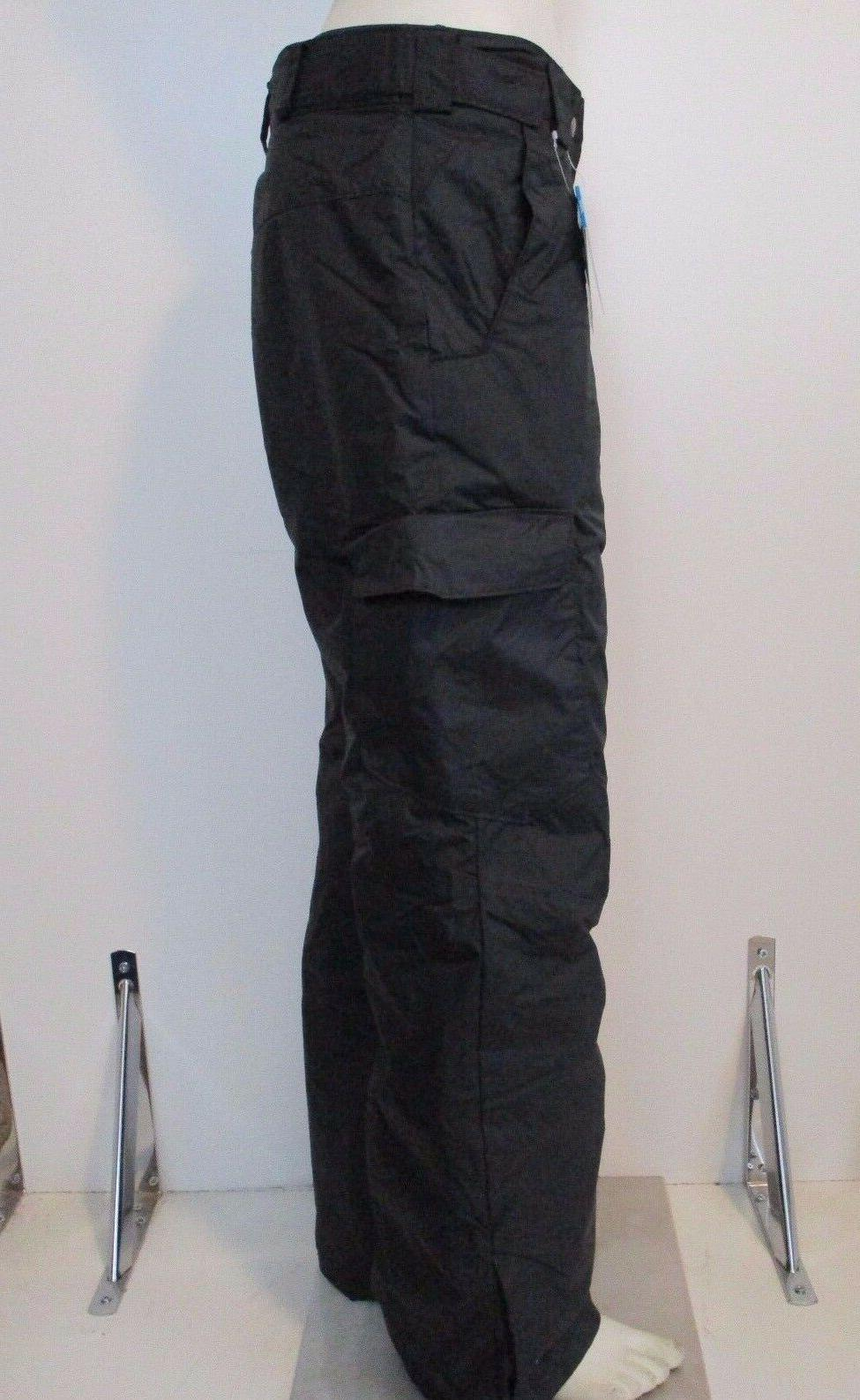 Mens Bull Lake Insulated Ski Pants