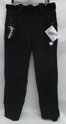 Descente Mens Swiss Insulated Ski Pants D7-8124 Black Size 3
