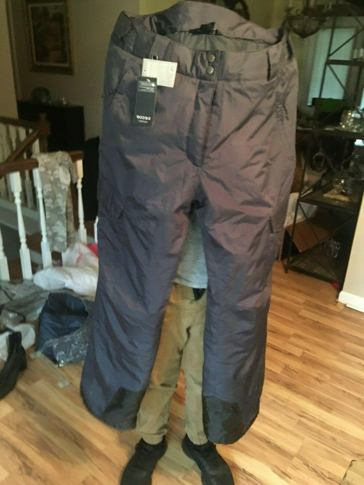 mens xl men s cargo snow pants