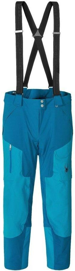 NEW Spyder Men's Dare Athletic Fit SKI PANTS Snowboard Blue