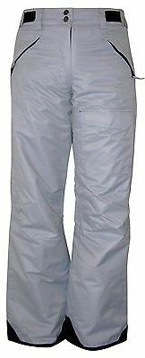New Pulse Mens Ski Snow Pants Technical 119  Insulated S M L