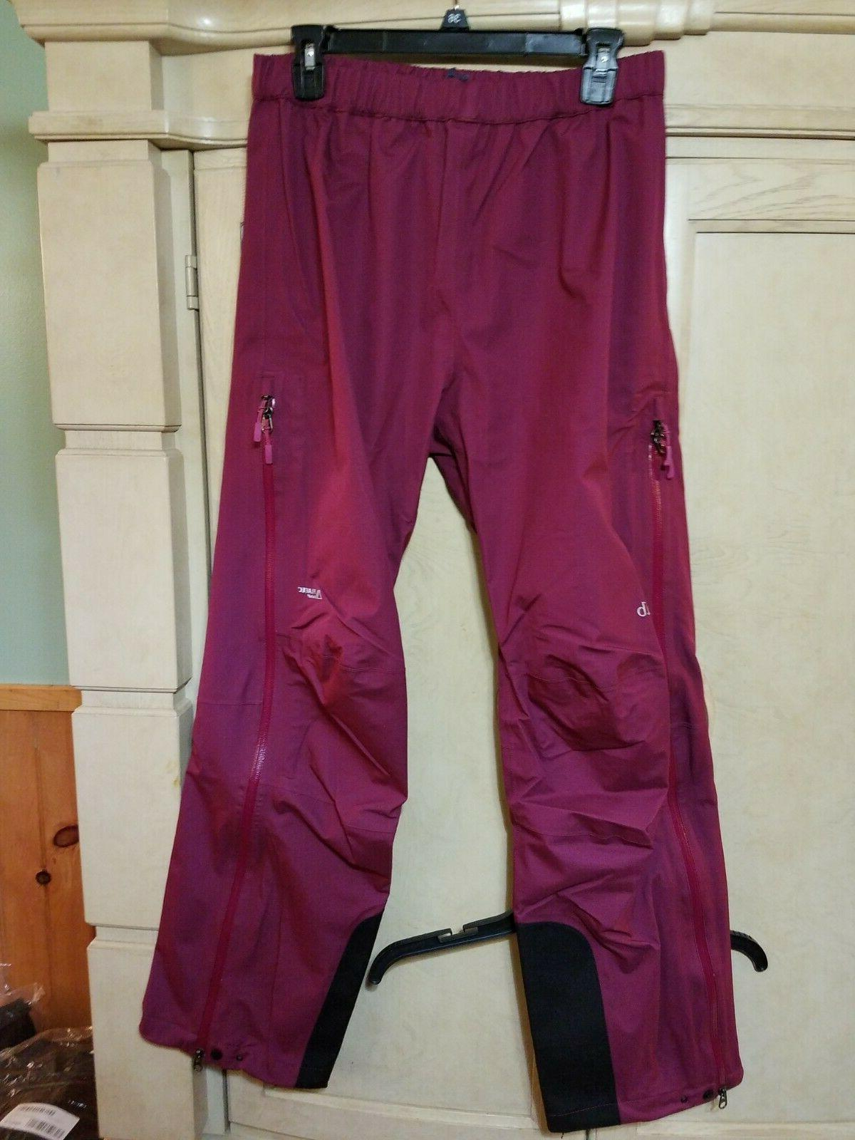 new neoshell ski pants women s med