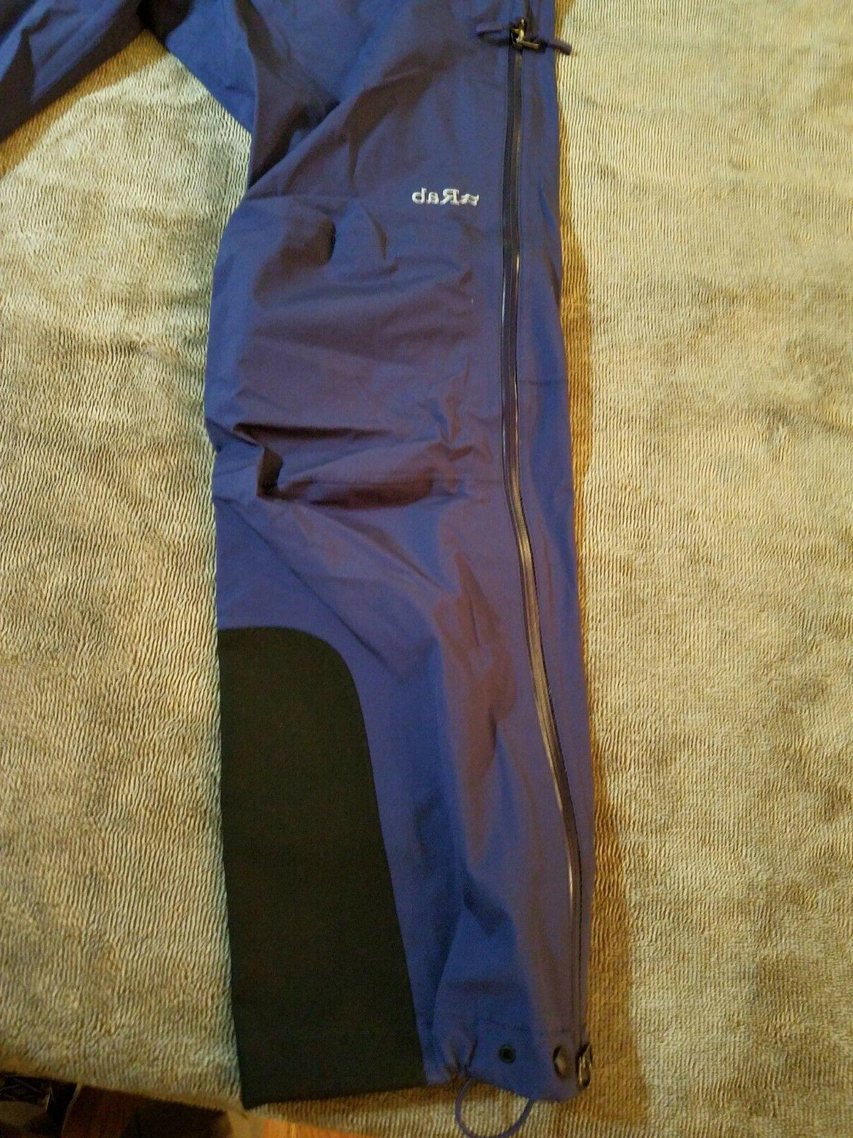NEW Rab Pants XS