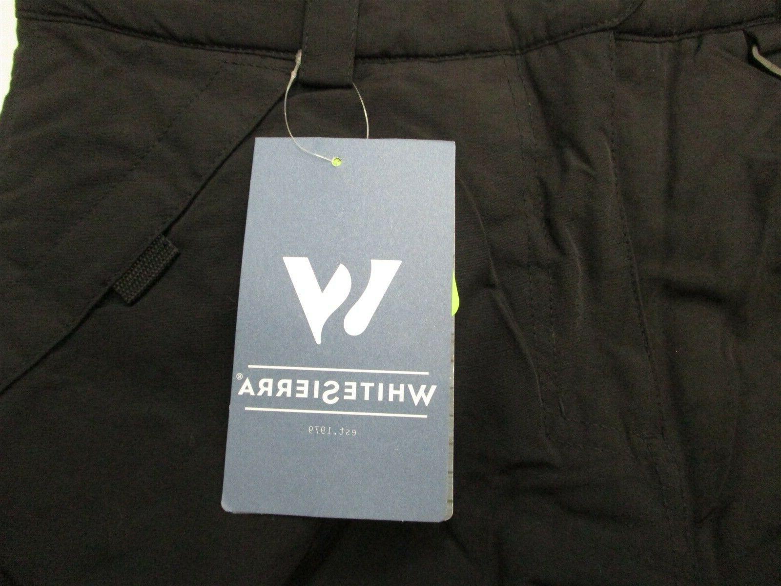 new Men's Snow Insulated Outer Black