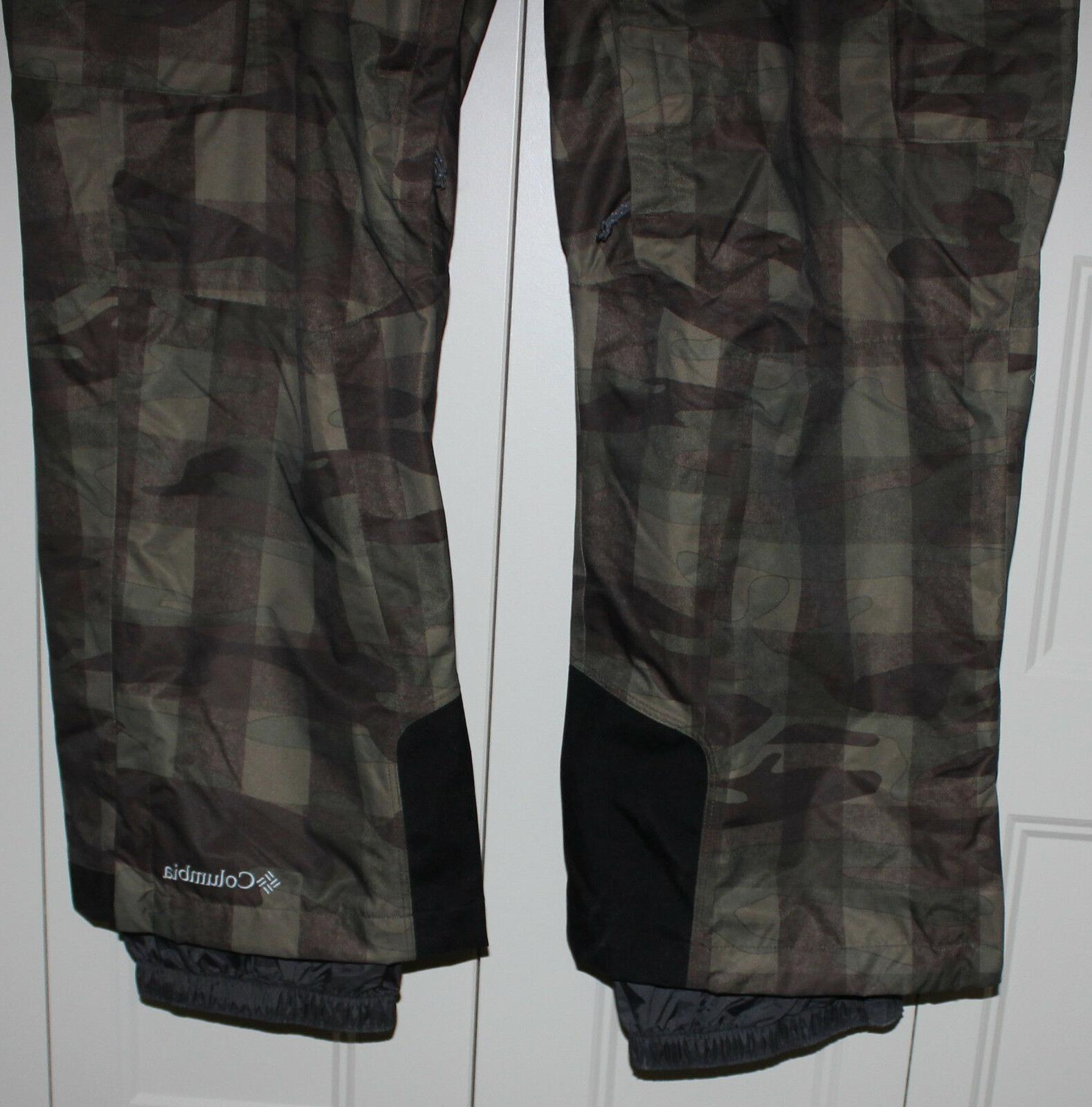 NEW Columbia Pants 4XL 2 Run II Omni