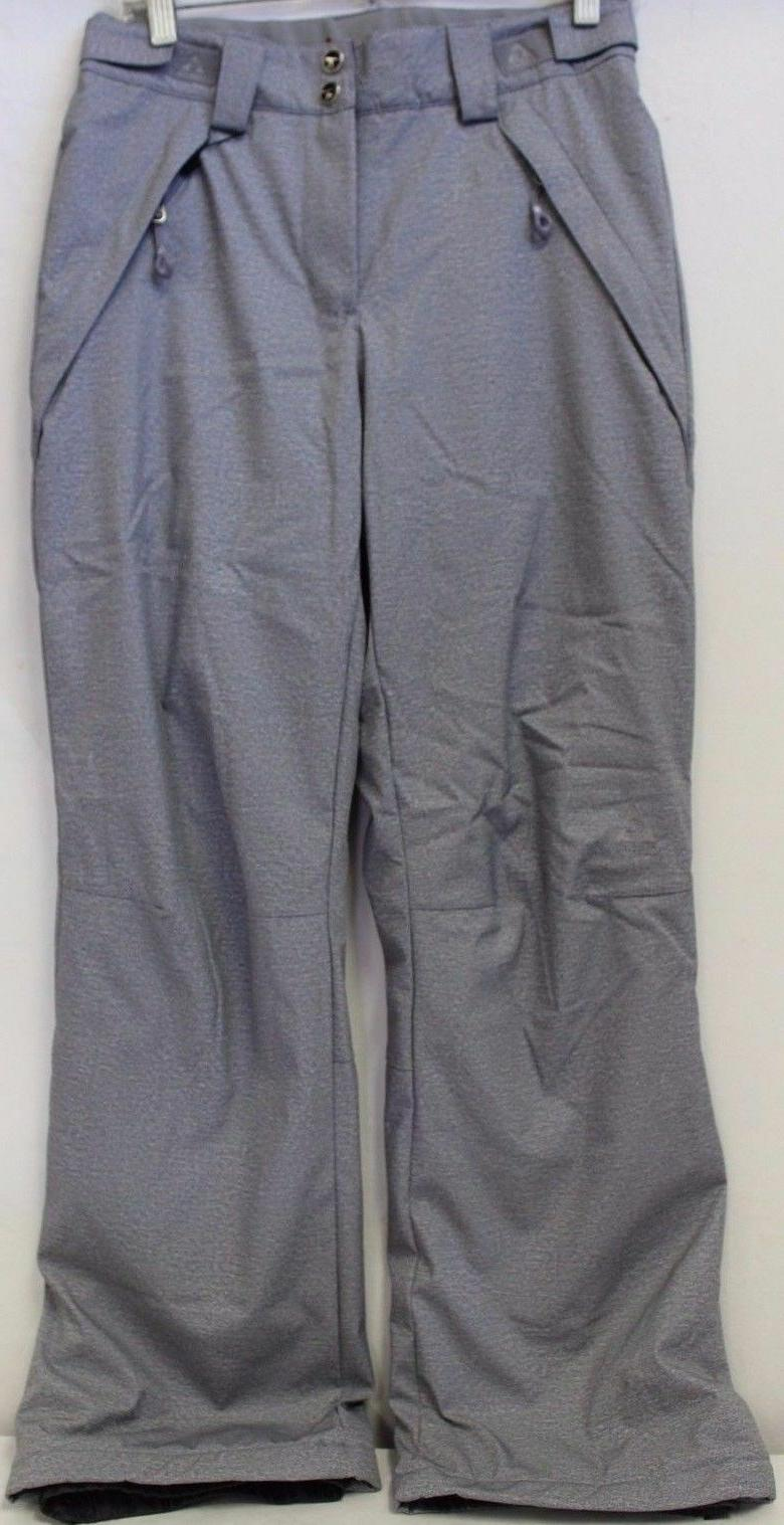 New Gerry Women's Snow-tech Pants Pant 4 Way Stretch Pants Size