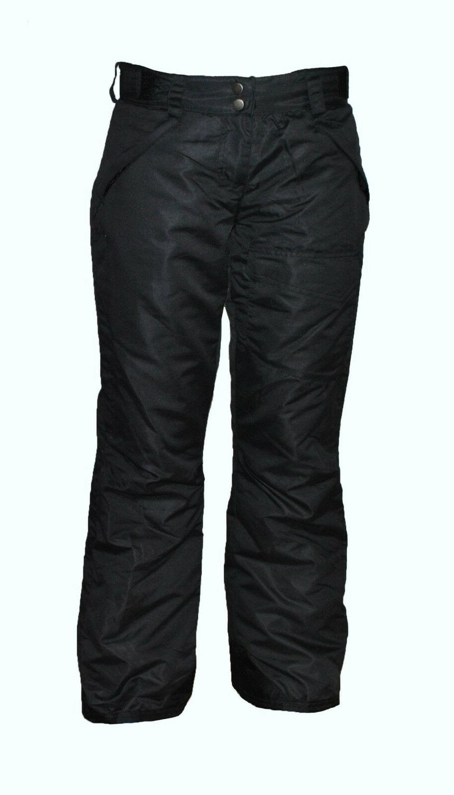 New Pulse Womens Insulated Ski Snowboard Pants SIZE LARGE