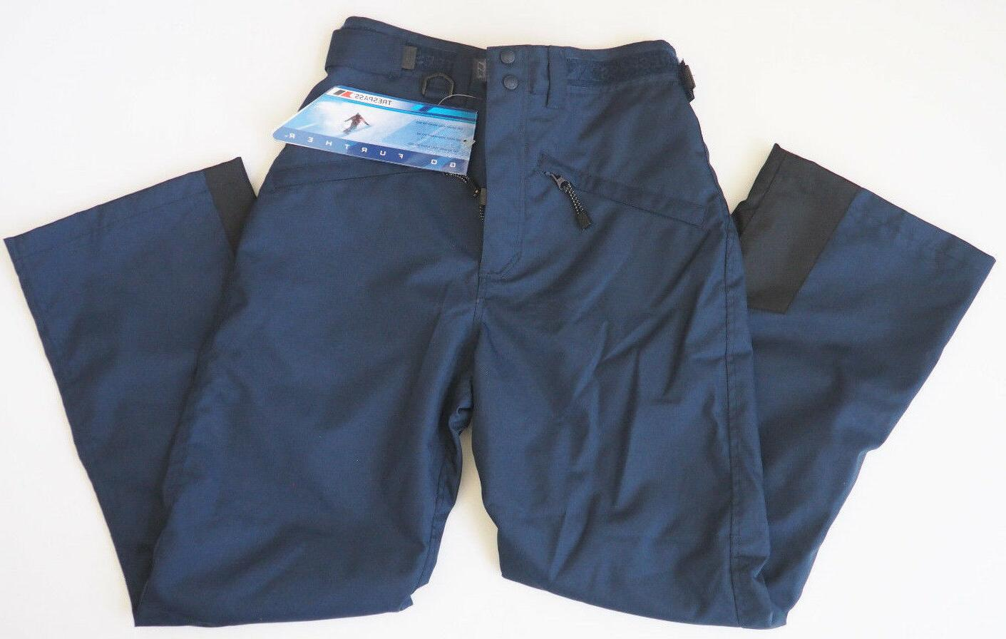 "New TRESPASS Womens ""Maiden"" Navy Blue Snow Ski Pants Small"