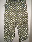 NWOT GIRL'S OR BOY'S SUNICE INSULATED SNOW/SKI PANTS W/GEOME