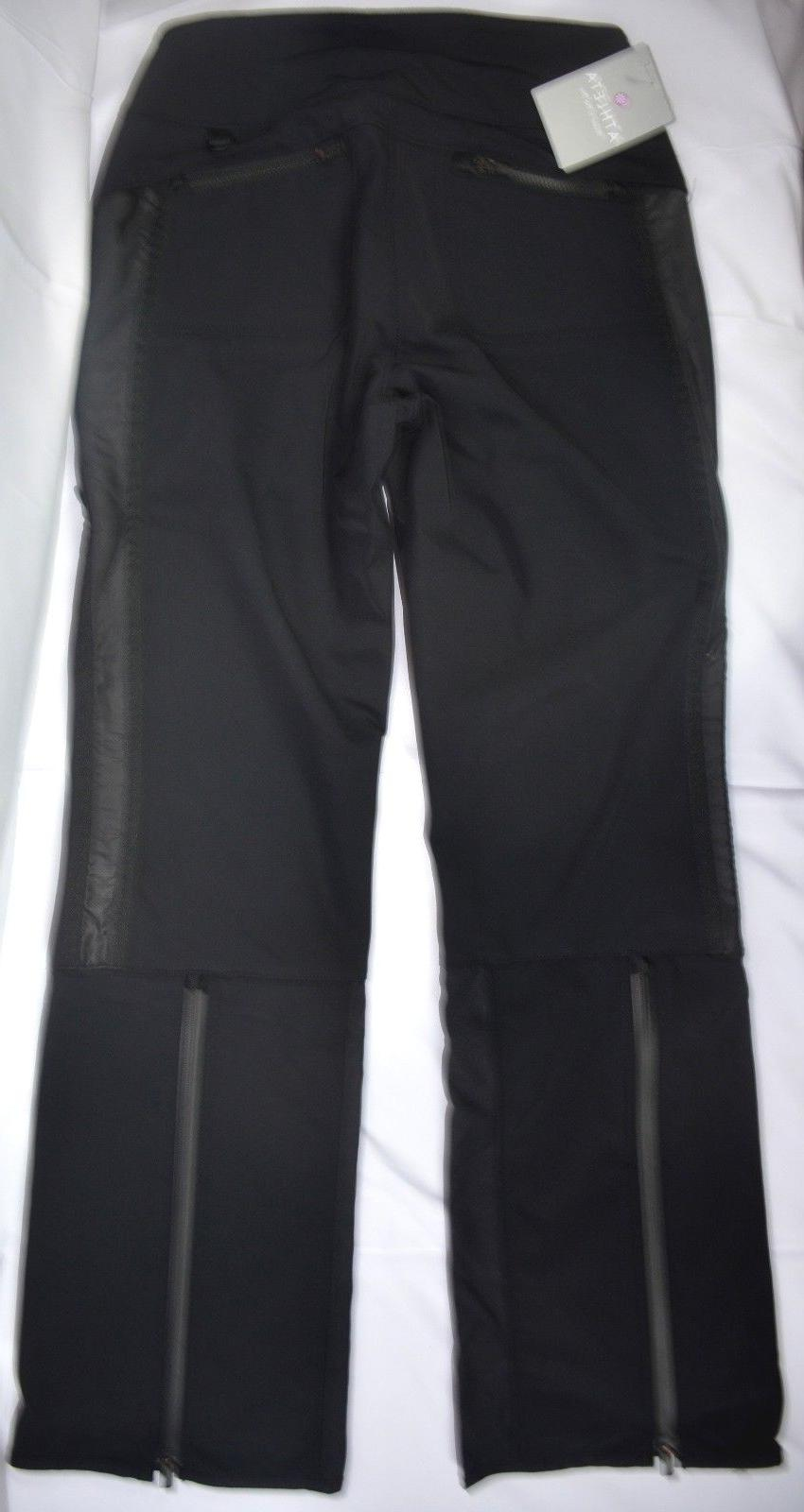 NWT Athleta $198 Black Sold Out 10T