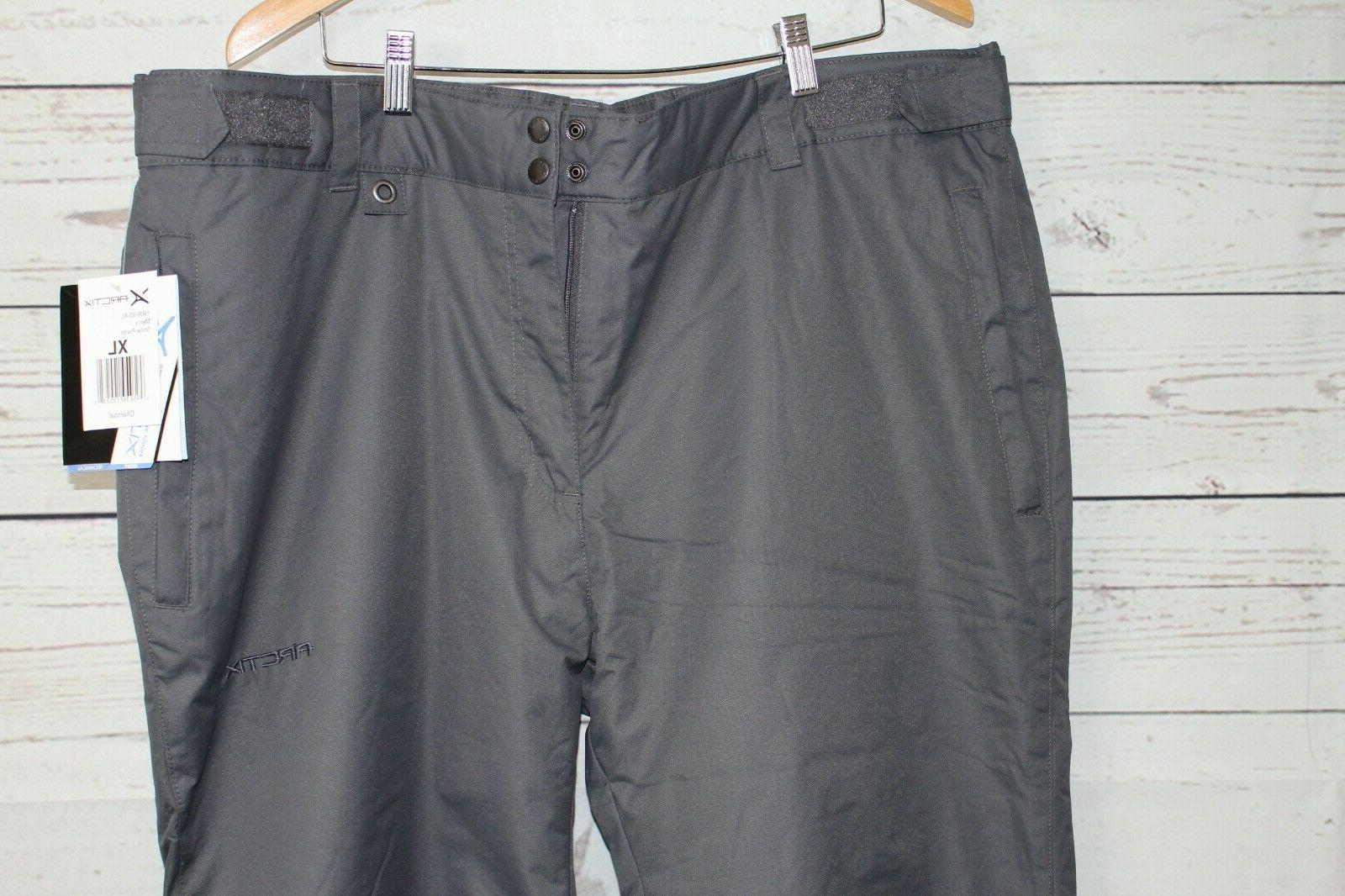 NWT Insulated Snow Pant, Black, Choose Gender and