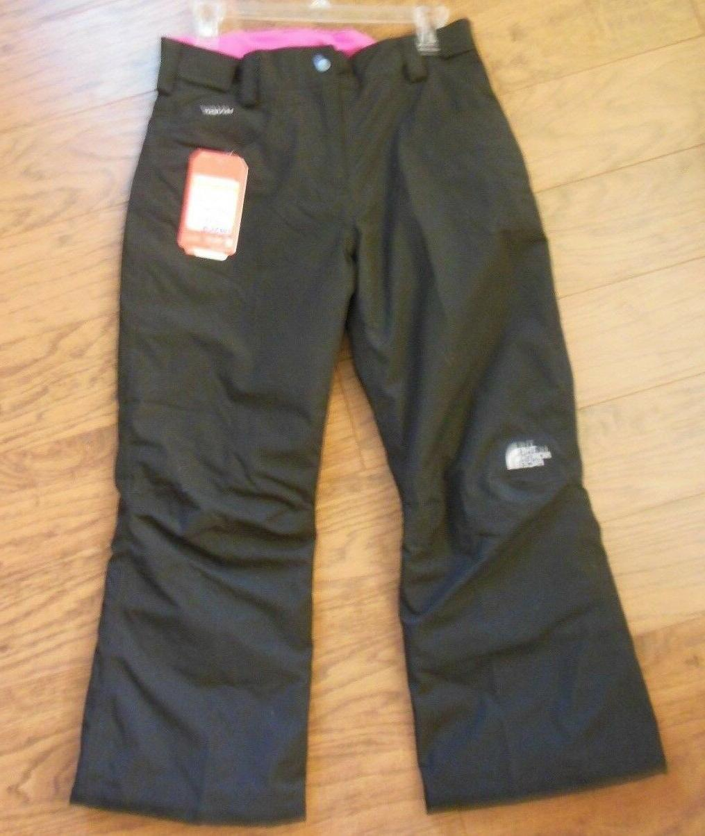 NWT The Kids Freedom Insulated or TriClimate Pant White Black