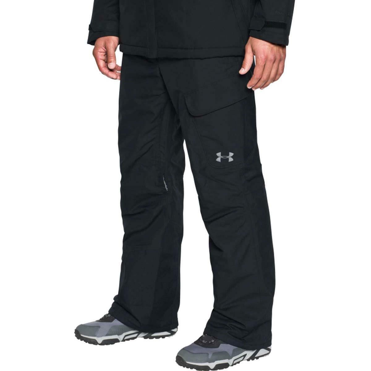 NWT Under Armour Mens ColdGear Infrared Storm Chutes Ski Pan