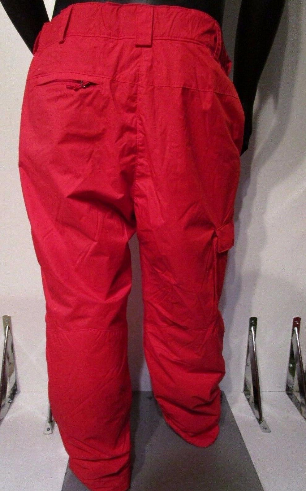NWT XXL Bull Insulated Waterproof Snow Red