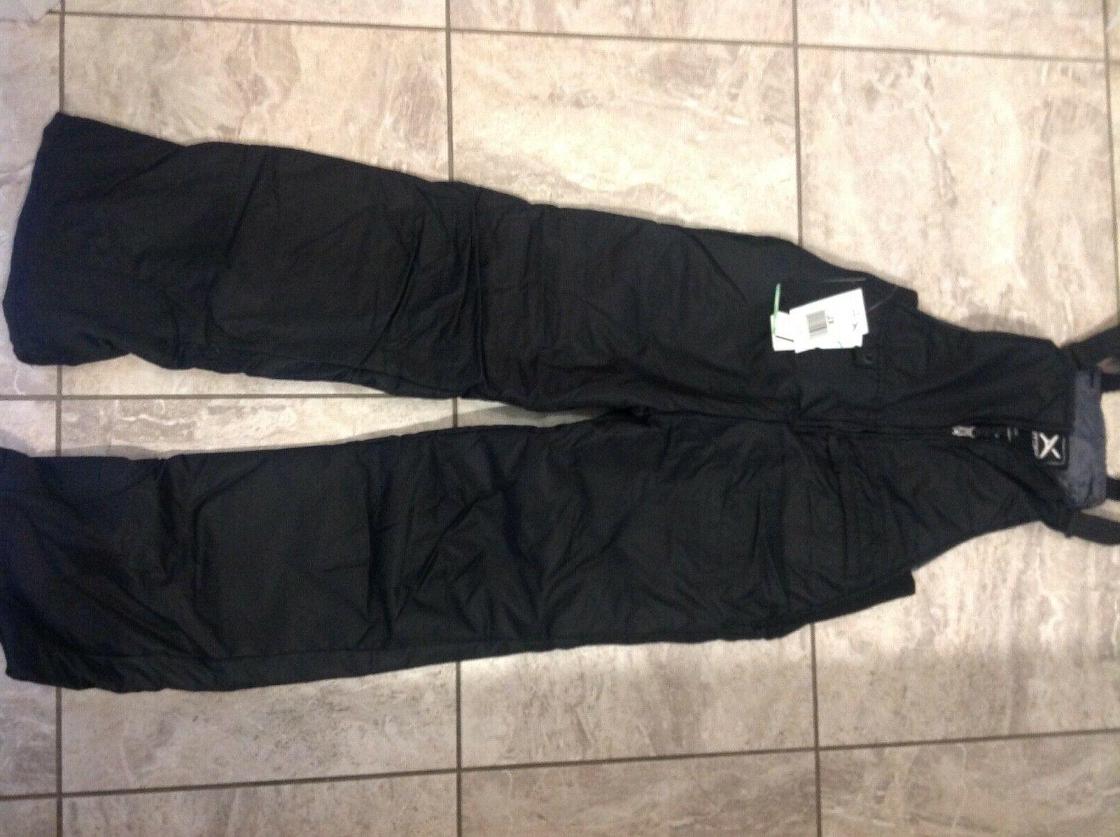 NWT Arctix Snow Pants Youth Sz Insulated Overalls Ski