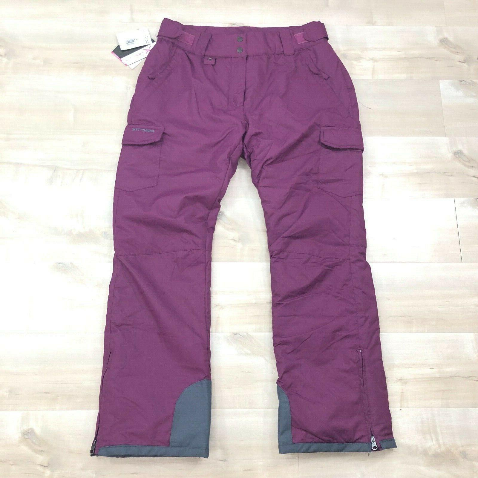 nwt women pants insulated snow ski pant