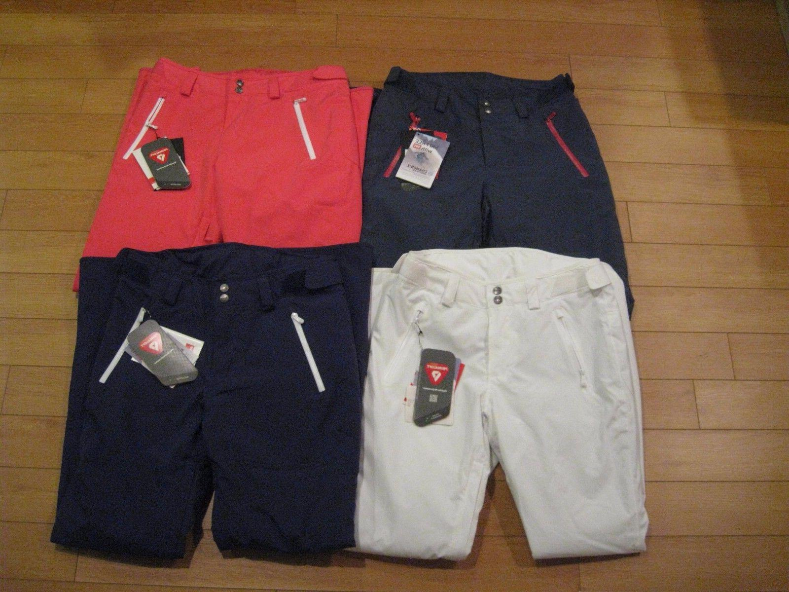 NWT Womens Helly Hansen Performance Primaloft Ski Pants