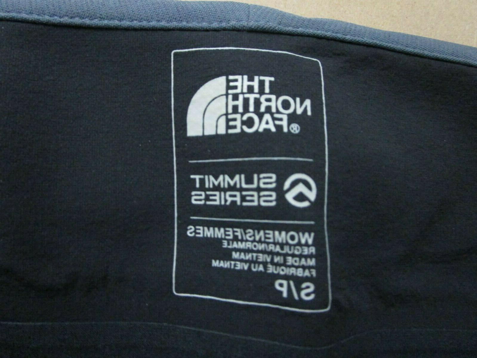 NWT Face Summit Softshell Ski Pants Grey