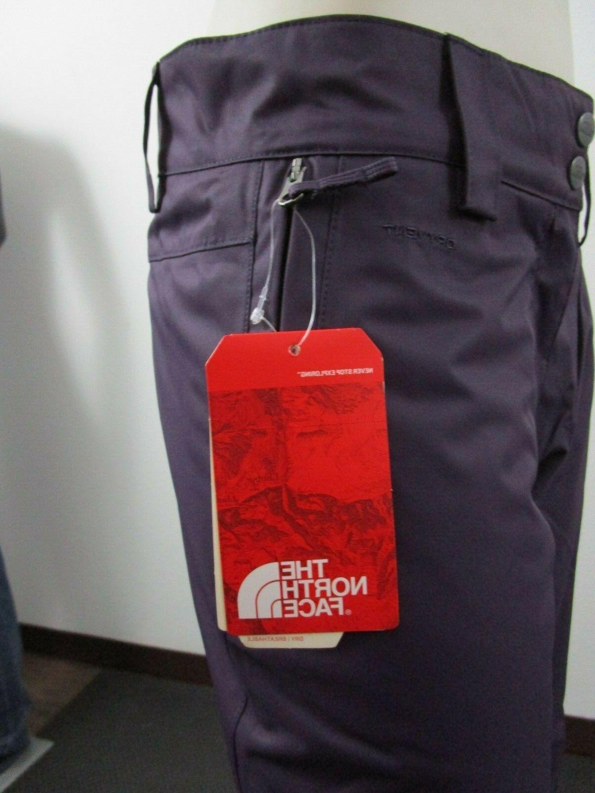 NWT TNF The North Waterproof Insulated Eggplant