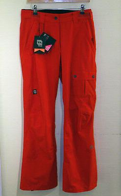 ORAGE Lewis Insulated Mens Ski Freeride Pants NWT SIze S Fir