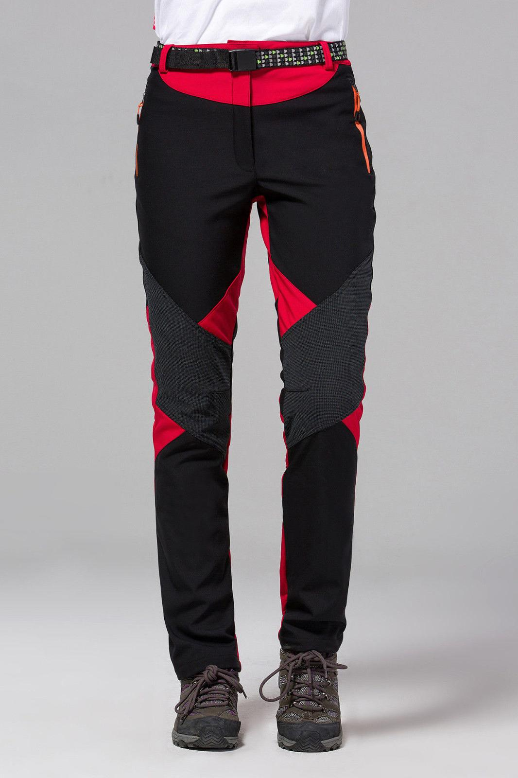 Outdoor Lined Hiking Pants