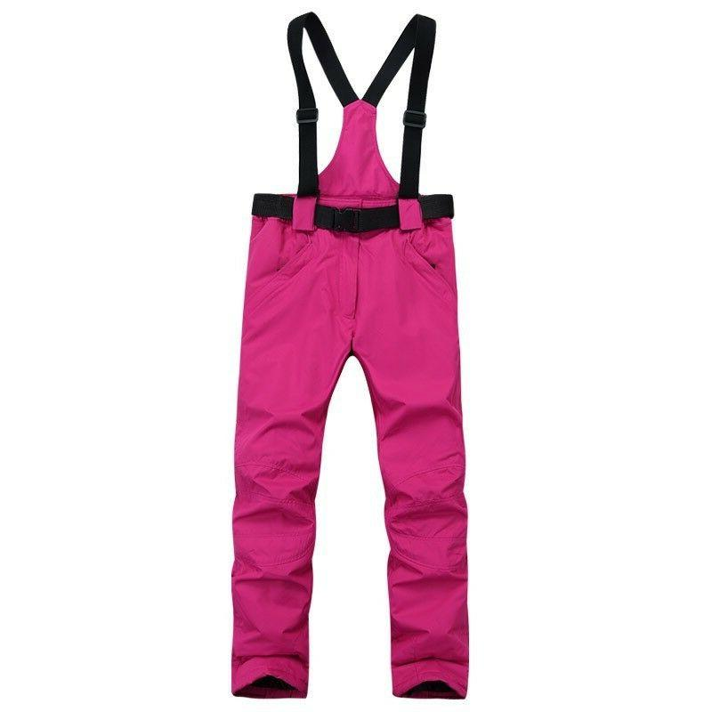 Outdoor Sports Camping Ski Pants Boys Winter Woman Wind