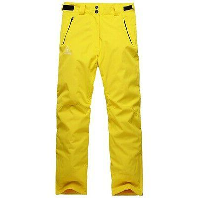 Outdoor Men's Women's Warm Ski Pants Snowboard Hiking Trousers