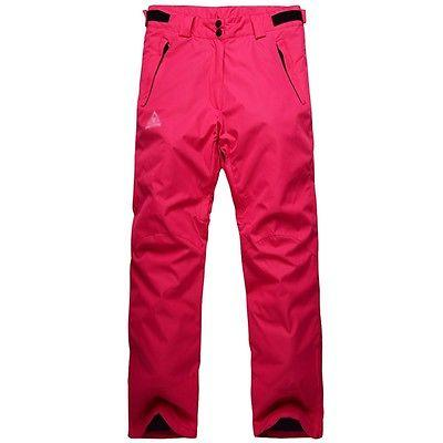 Outdoor Winter Men's Women's Ski Snowboard Hiking