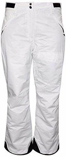 Pulse Women's Plus and Extended Plus Size Snow Skiing and Sn