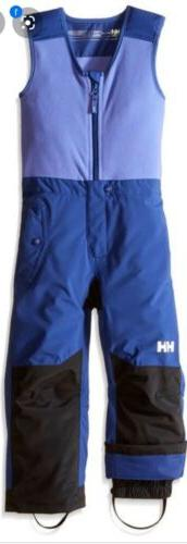 helly hansen Powder Bib Kids ski pants Size 110/5