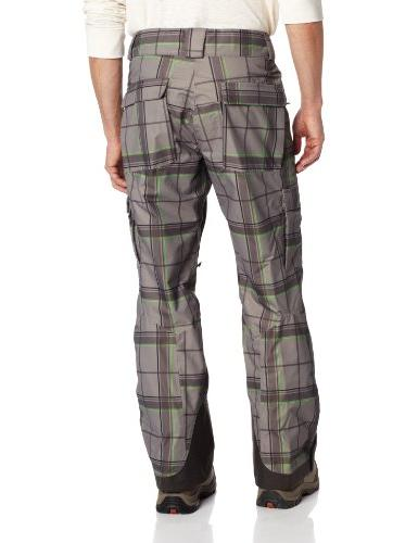 Columbia Run Plaid, X-Large/Regular