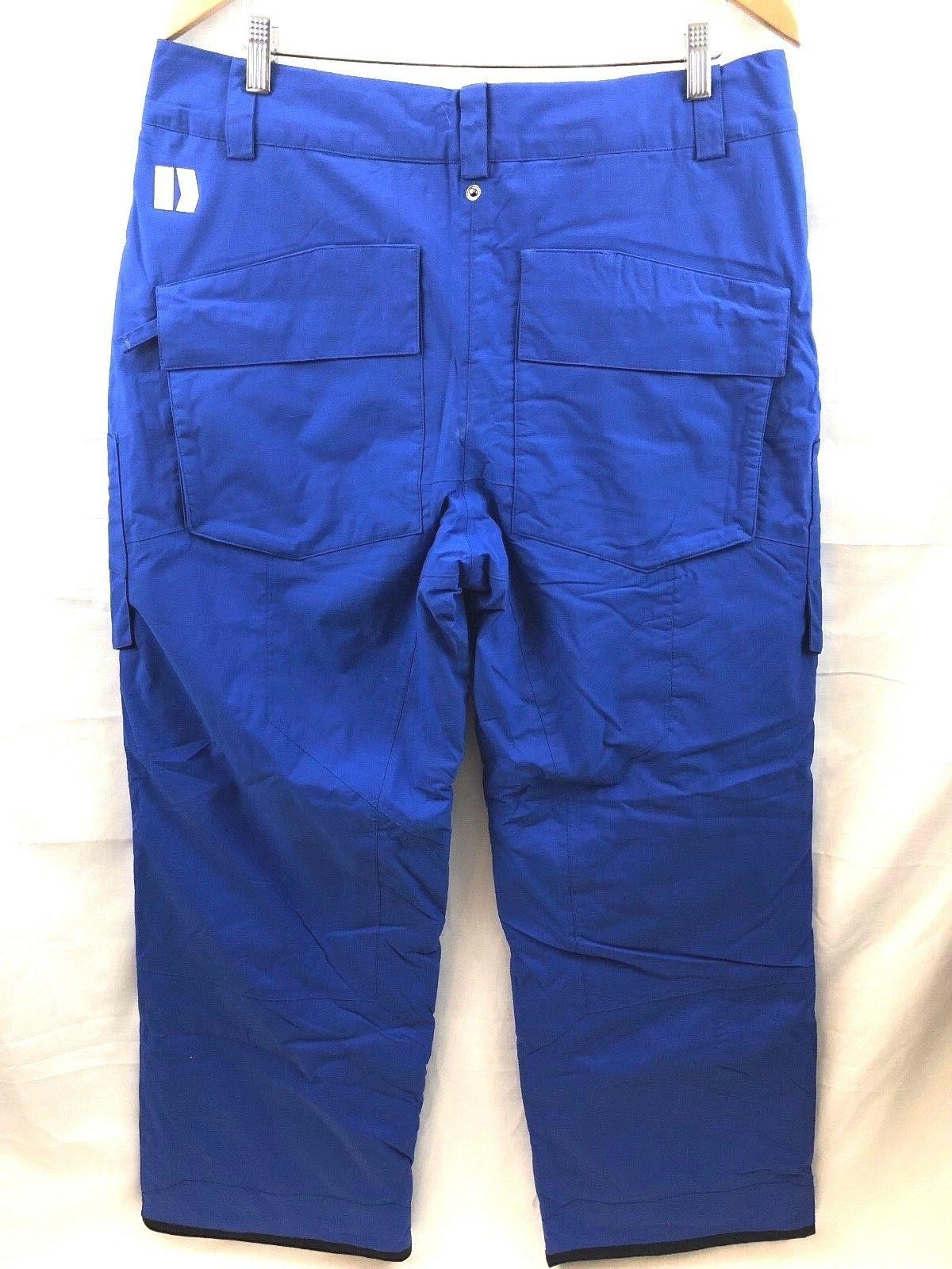 Armada Ruffian Ski Pants Large Vented Waterproof New