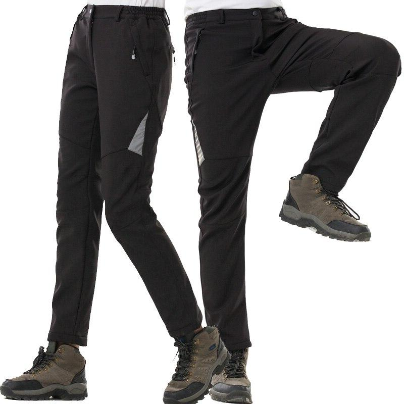 S-<font><b>5XL</b></font> Outdoor Hiking <font><b>pants</b></font> Men Soft Women Trekking