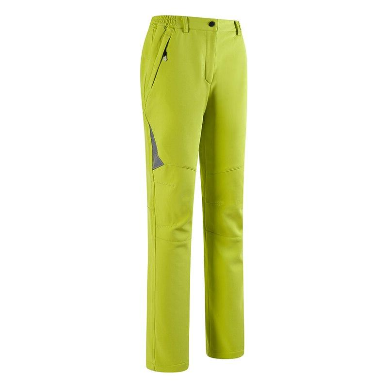 S-<font><b>5XL</b></font> Hiking Men Thermal Fleece Windproof Trousers Soft Trekking <font><b>Pants</b></font>