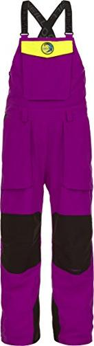 O'Neill Men's Shred Bib Pant, Purple Haze, X-Large