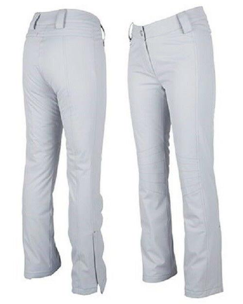 Nils silver Ski Pants 3115 Dominique Women's Size 12 Winter
