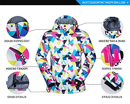YLZH and Mountain Snowboard Suit Snow